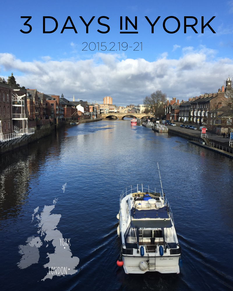Series: 3 Days in York