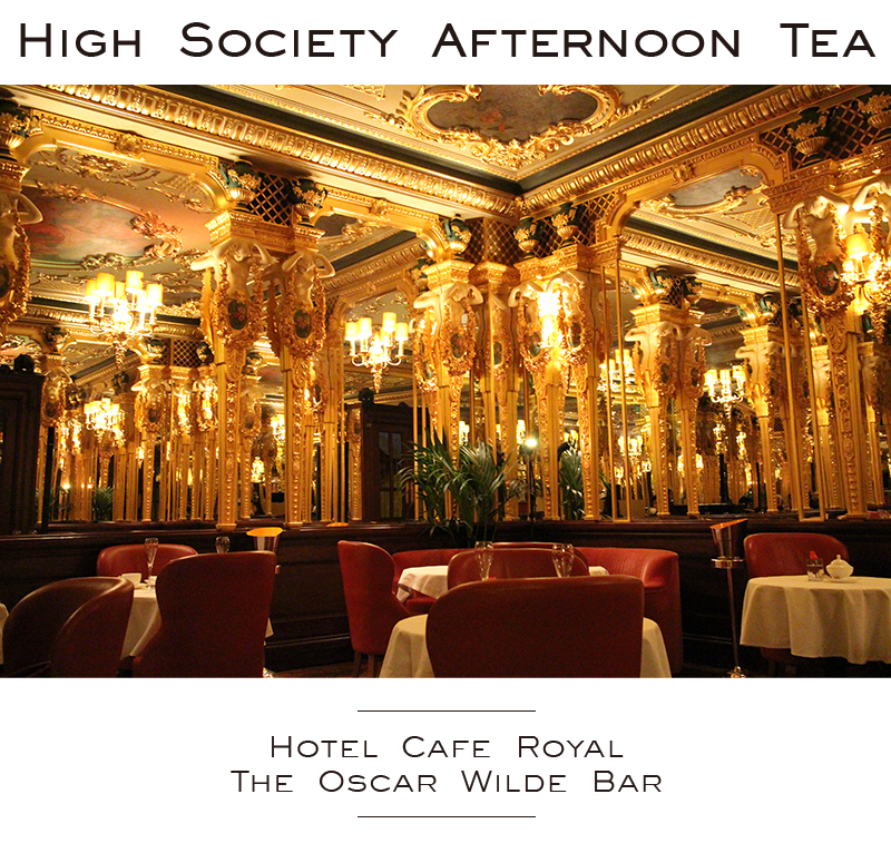 Afternoon Tea in London