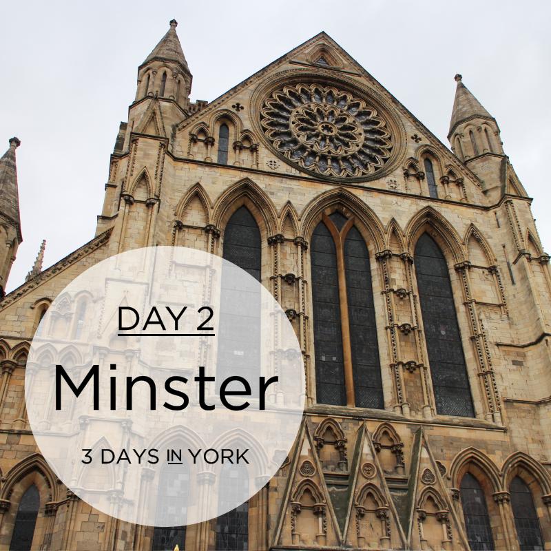 York Day2: Minster