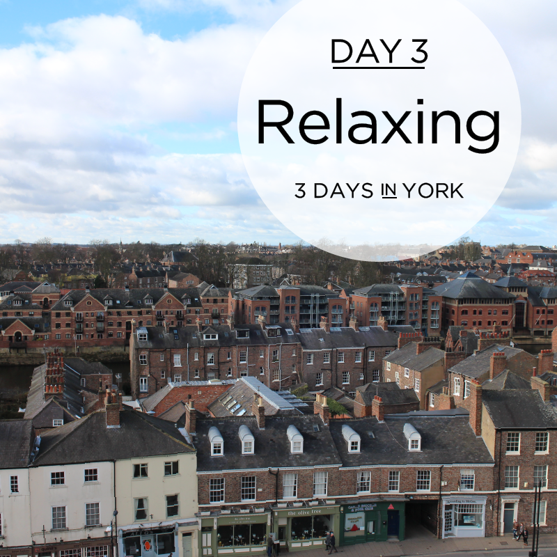 York Day 3